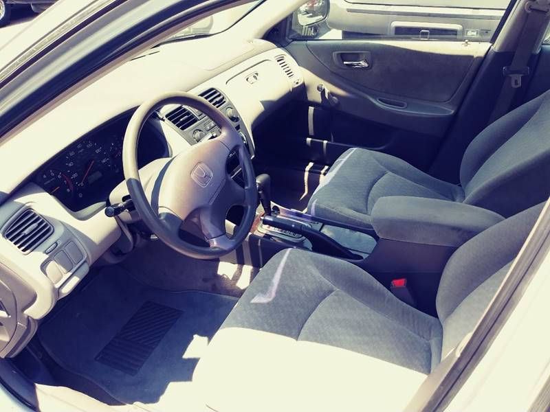 2001 Honda Accord for sale at AFFORDABLE AUTO GREER in Greer SC