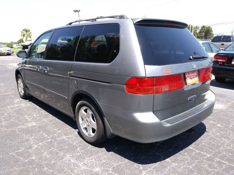 2001 Honda Odyssey for sale at AFFORDABLE AUTO GREER in Greer SC