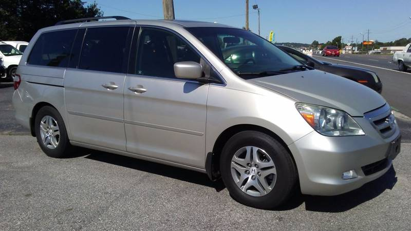 2005 Honda Odyssey for sale at AFFORDABLE AUTO GREER in Greer SC