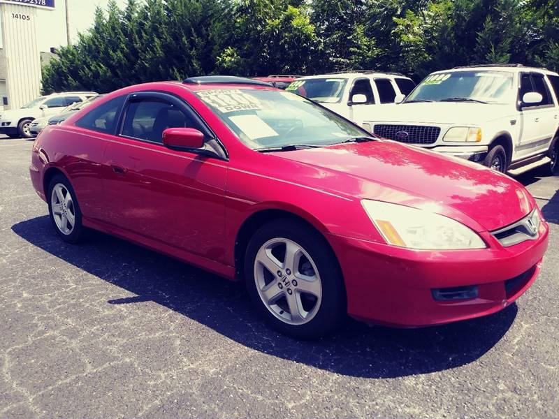 2006 Honda Accord for sale at AFFORDABLE AUTO GREER in Greer SC