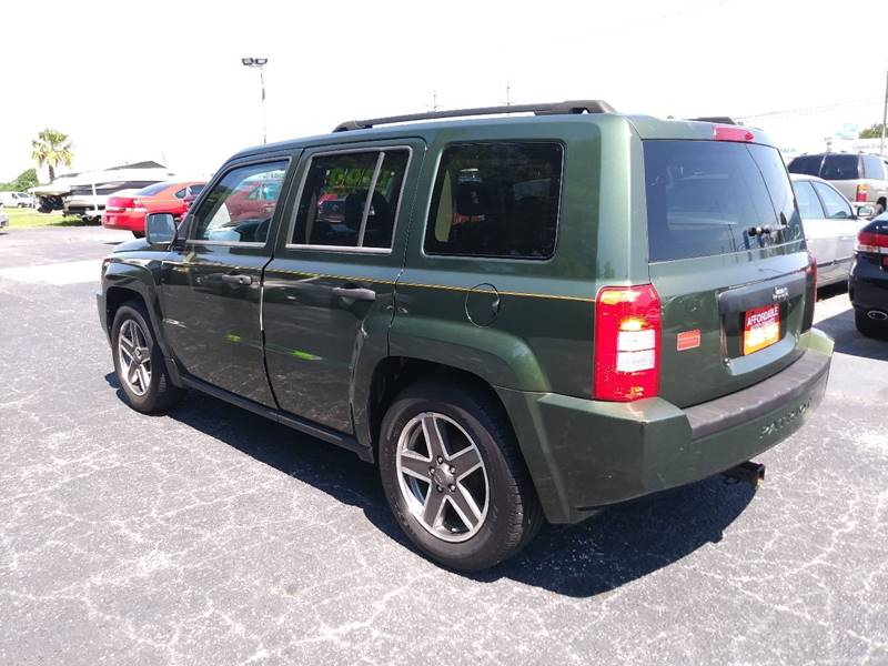 2009 Jeep Patriot for sale at AFFORDABLE AUTO GREER in Greer SC