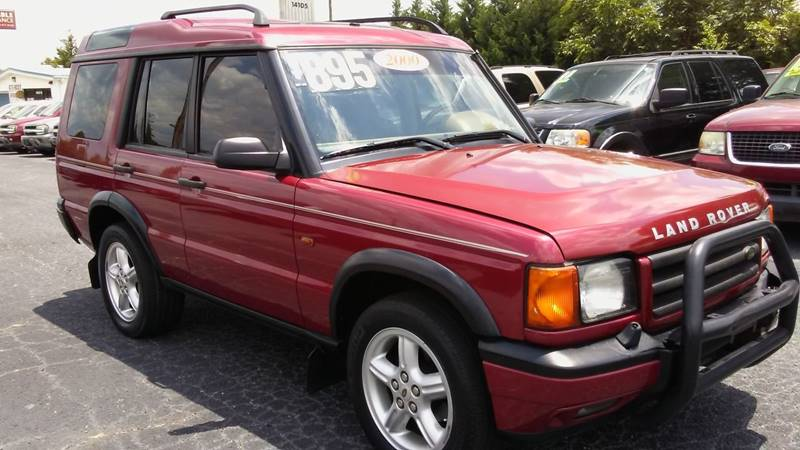 2000 Land Rover Discovery Series II for sale at AFFORDABLE AUTO GREER in Greer SC