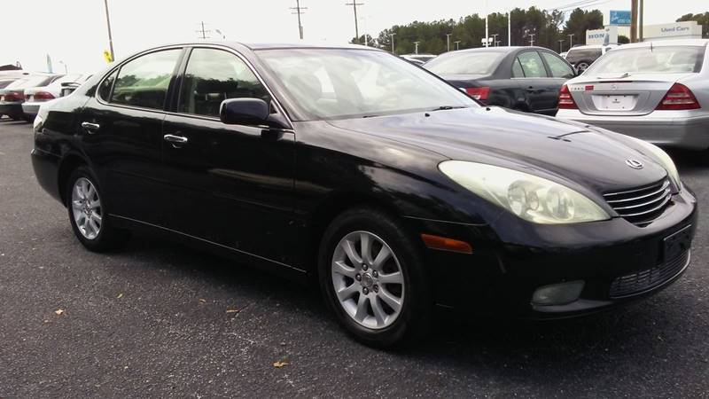 2003 Lexus ES 300 for sale at AFFORDABLE AUTO GREER in Greer SC