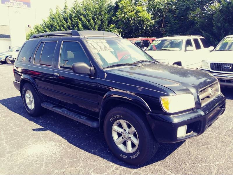 2004 Nissan Pathfinder for sale at AFFORDABLE AUTO GREER in Greer SC