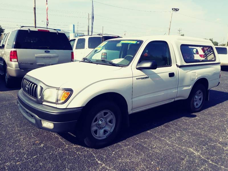 2004 Toyota Tacoma for sale at AFFORDABLE AUTO GREER in Greer SC