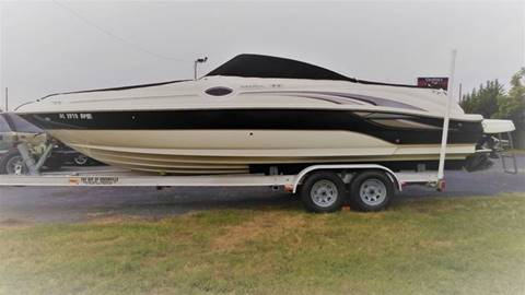 2004 Sea Ray Sun Decker 240