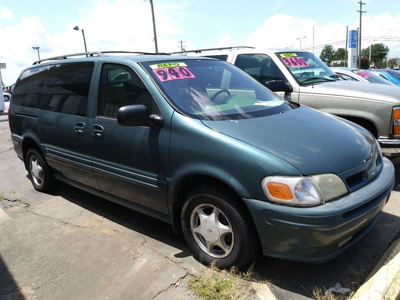 1998 Oldsmobile Silhouette for sale at AFFORDABLE AUTO GREER in Greer SC