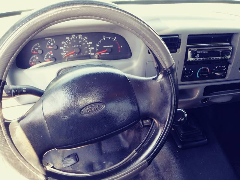 1999 Ford F-250 Super Duty for sale at AFFORDABLE AUTO GREER in Greer SC