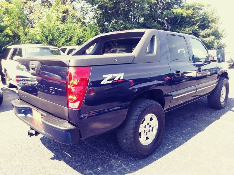 2004 Chevrolet Avalanche for sale at AFFORDABLE AUTO GREER in Greer SC