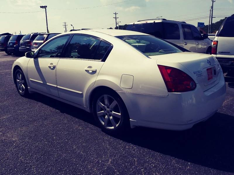 2005 Nissan Maxima for sale at AFFORDABLE AUTO GREER in Greer SC