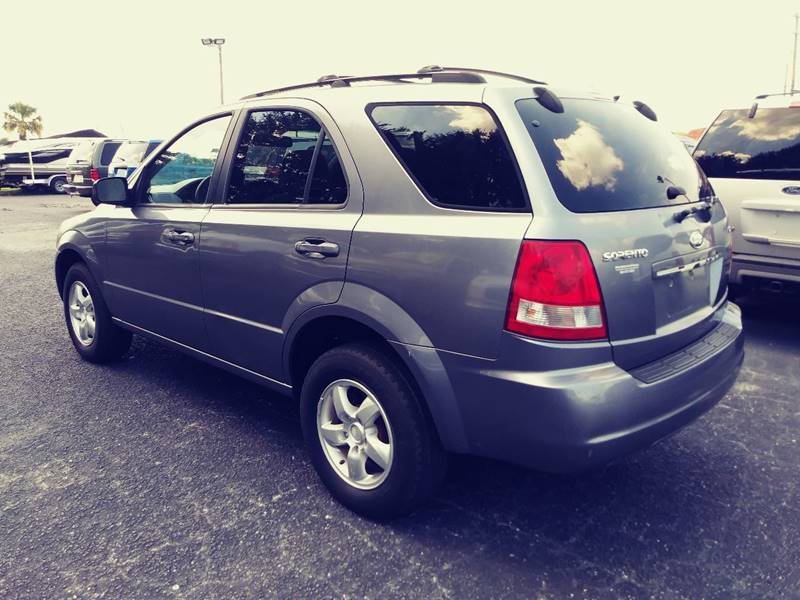 2006 Kia Sorento for sale at AFFORDABLE AUTO GREER in Greer SC