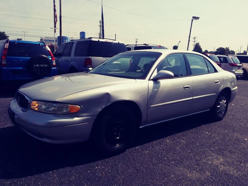 2003 Buick Century for sale at AFFORDABLE AUTO GREER in Greer SC