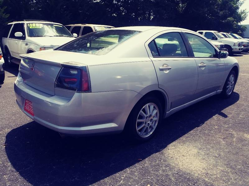 2005 Mitsubishi Galant for sale at AFFORDABLE AUTO GREER in Greer SC