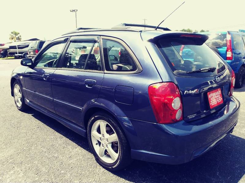 2003 Mazda Protege5 for sale at AFFORDABLE AUTO GREER in Greer SC