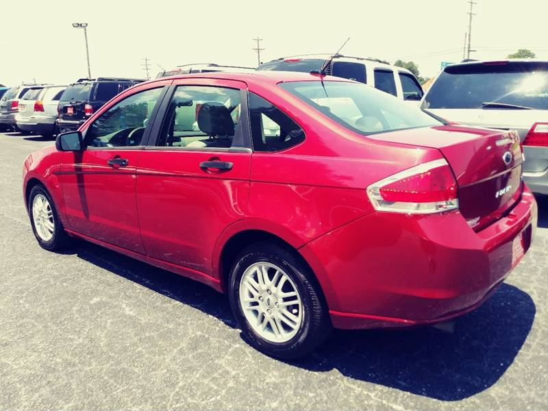 2009 Ford Focus for sale at AFFORDABLE AUTO GREER in Greer SC
