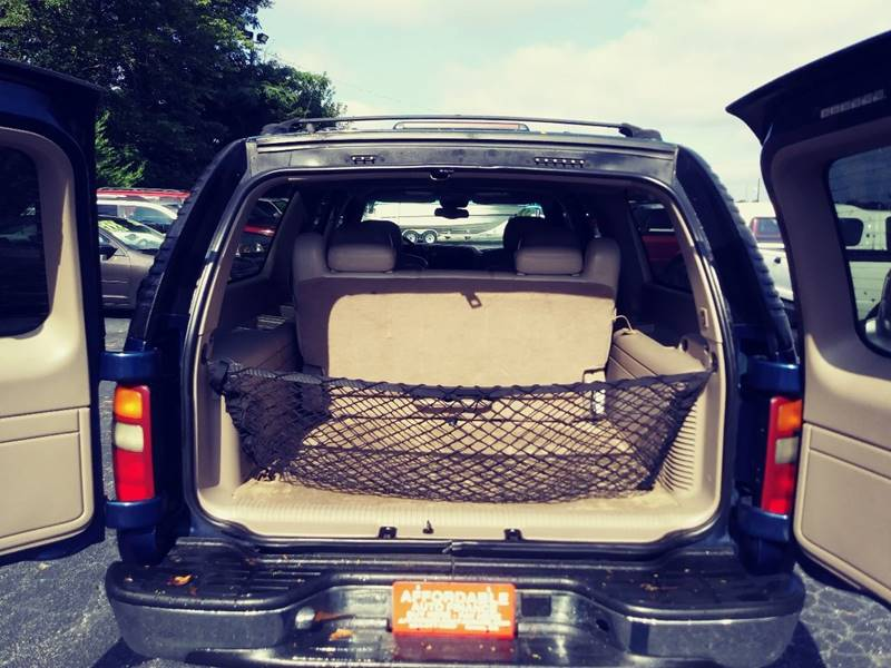 2001 Chevrolet Suburban for sale at AFFORDABLE AUTO GREER in Greer SC