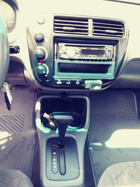 2000 Honda Civic for sale at AFFORDABLE AUTO GREER in Greer SC