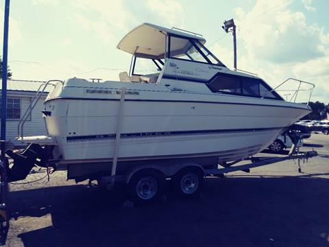 1998 Bayliner 2452 Express Ciera  for sale at AFFORDABLE AUTO GREER in Greer SC
