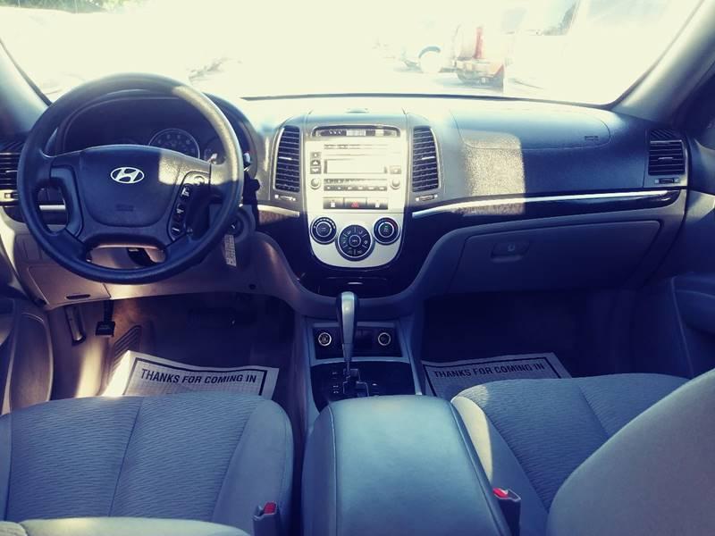 2007 Hyundai Santa Fe for sale at AFFORDABLE AUTO GREER in Greer SC