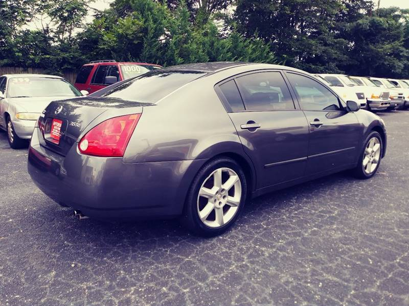 2006 Nissan Maxima for sale at AFFORDABLE AUTO GREER in Greer SC