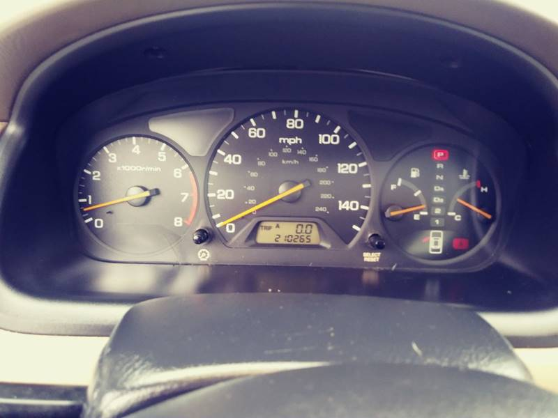 1998 Honda Accord for sale at AFFORDABLE AUTO GREER in Greer SC