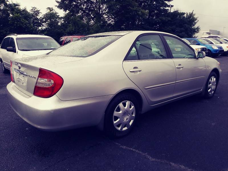 2003 Toyota Camry for sale at AFFORDABLE AUTO GREER in Greer SC