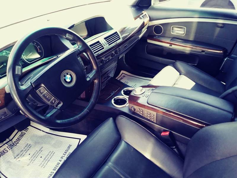 2004 BMW 7 Series for sale at AFFORDABLE AUTO GREER in Greer SC