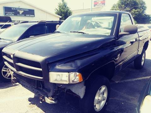 1999 Dodge Ram Pickup 1500 for sale at AFFORDABLE AUTO GREER in Greer SC