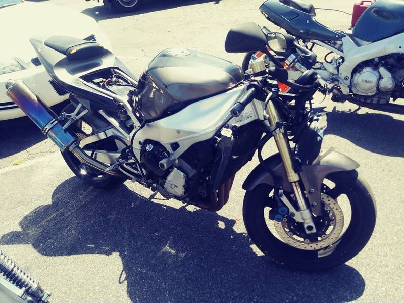 2001 Yamaha YZF-R1 for sale at AFFORDABLE AUTO GREER in Greer SC