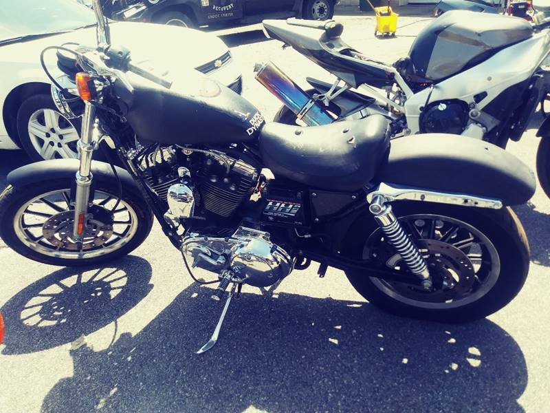2001 Harley-Davidson XL1200 for sale at AFFORDABLE AUTO GREER in Greer SC