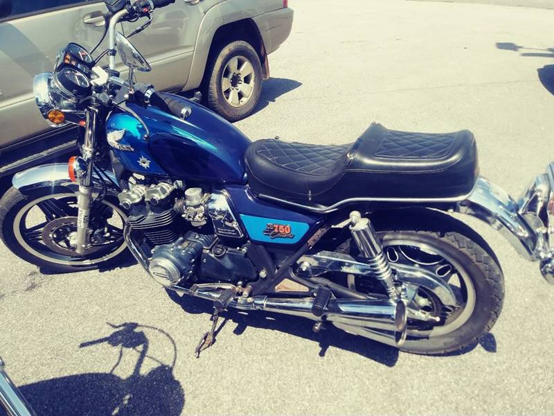 1982 Honda CB750K4 for sale at AFFORDABLE AUTO GREER in Greer SC