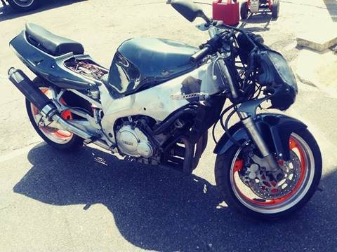 1996 Yamaha YZF-R6 for sale in Greer, SC