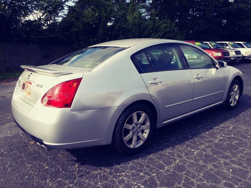 2007 Nissan Maxima for sale at AFFORDABLE AUTO GREER in Greer SC