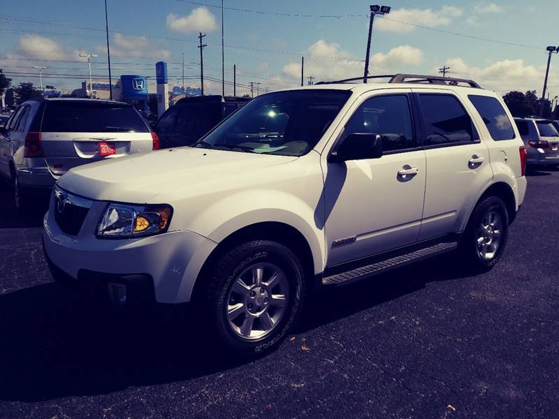 2008 Mazda Tribute for sale at AFFORDABLE AUTO GREER in Greer SC