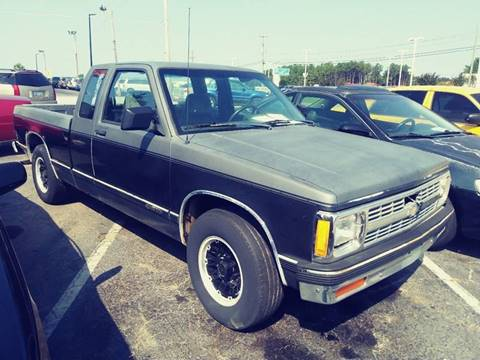 1992 Chevrolet S-10 for sale at AFFORDABLE AUTO GREER in Greer SC