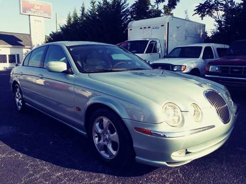 2001 Jaguar S-Type for sale in Greer, SC