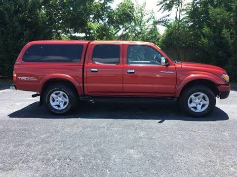 2002 Toyota Tacoma For Sale At AFFORDABLE AUTO GREER In Greer SC