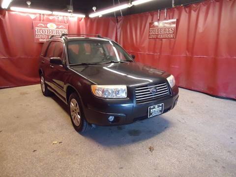 2008 Subaru Forester for sale in Watervliet, NY