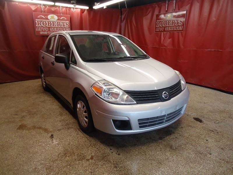 2009 Nissan Versa For Sale At Roberts Auto Of Watervliet In Watervliet NY