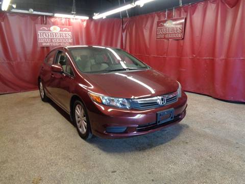 2012 Honda Civic for sale in Watervliet, NY