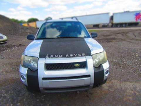 2004 Land Rover Freelander for sale in Detroit, MI