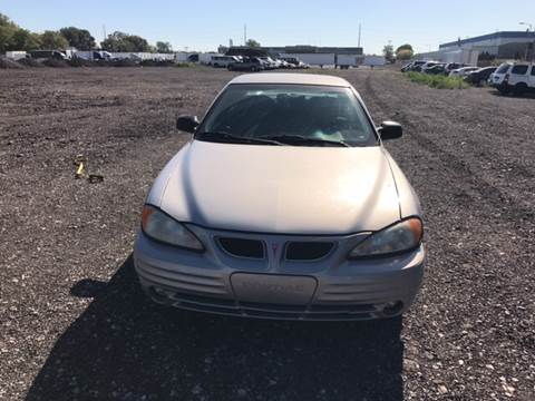 2000 Pontiac Grand Am for sale in Detroit, MI