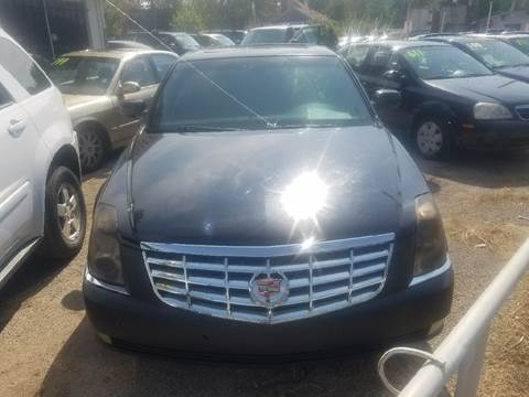 2006 Cadillac DTS for sale in Dallas, TX