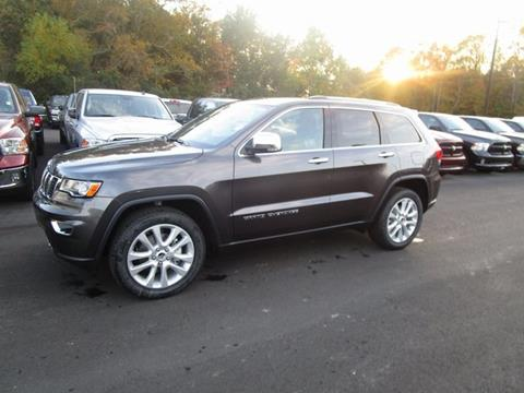 2017 Jeep Grand Cherokee for sale in Vidalia, GA