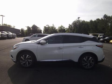 2015 Nissan Murano for sale in Vidalia, GA