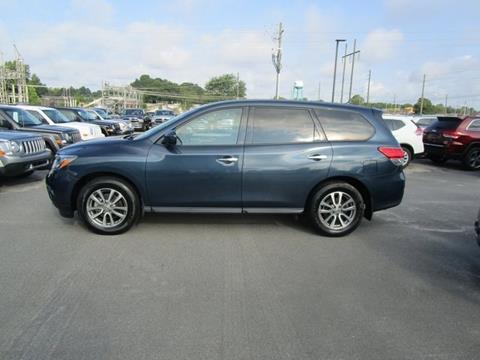 2014 Nissan Pathfinder for sale in Vidalia, GA