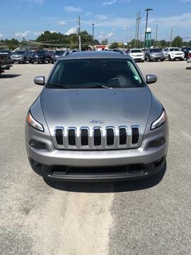 2016 Jeep Cherokee for sale in Vidalia, GA