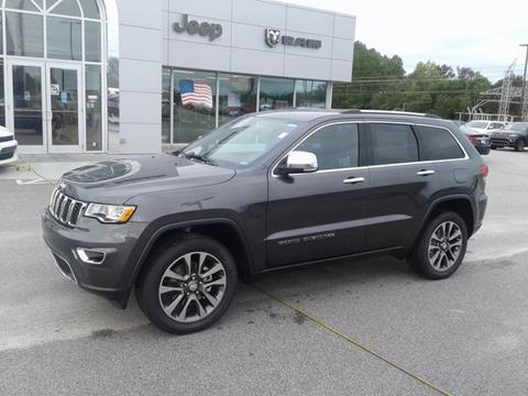 2018 Jeep Grand Cherokee for sale in Vidalia, GA