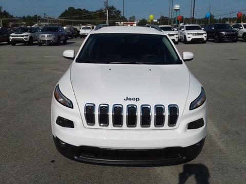 2018 Jeep Cherokee for sale in Vidalia, GA