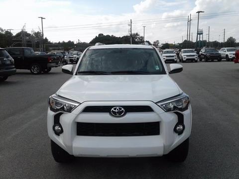 2017 Toyota 4Runner for sale in Vidalia, GA